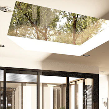 Safety Laminated Rooflight's